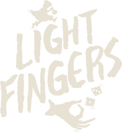 Light Fingers Logo