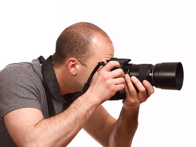 Câmera Profissional - Converse com Fotógrafos antes de comprar