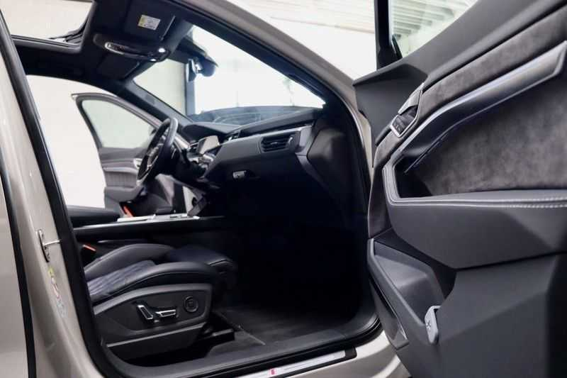 Audi e-tron 55 Quattro Advanced Pro 2X S-Line HUD Siambeig EX BTW afbeelding 18