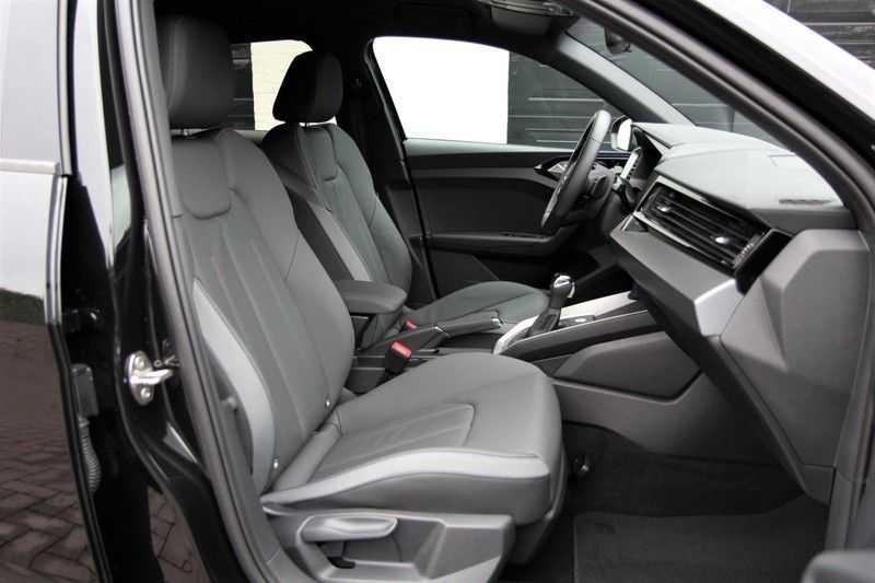 Audi A1 Sportback 40 TFSI S-LINE+LEDER+NAVI+ABT afbeelding 5