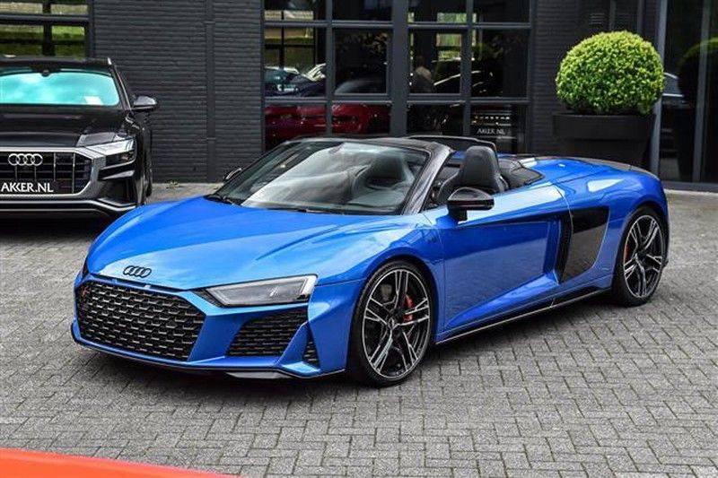 Audi R8 V10 PERFORMANCE B&0+SCHAALSTOELEN+CARBON NP.336K afbeelding 9