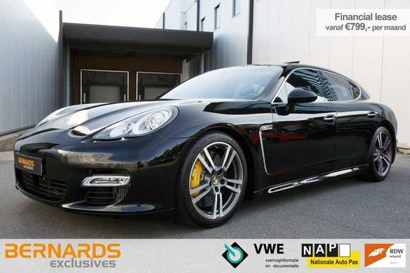 Porsche Panamera 4.8 Turbo *PCCB *Carbon