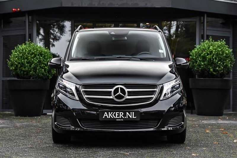 Mercedes-Benz V-Klasse V250D LANG VIP TV+4X CAPTAIN SEATS+CAMERA afbeelding 10