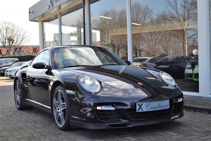 Porsche 911 Turbo / Dealeronderhouden / Approved afbeelding 2