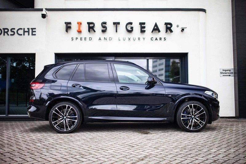 BMW X5 xDrive30d High Executive *M Pakket / Laser / Pano / HUD / Keyless / Trekhaak* afbeelding 3