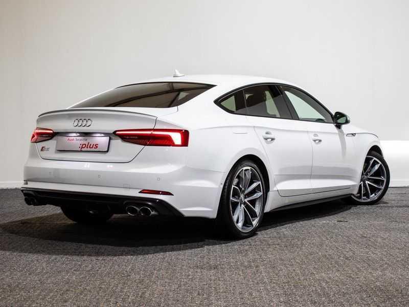 Audi A5 Sportback 3.0 TFSI 354 pk S5 quattro Pro Line Plus | B&O sound | Head-Up Display | Matrix LED | Massagefunctie | afbeelding 6