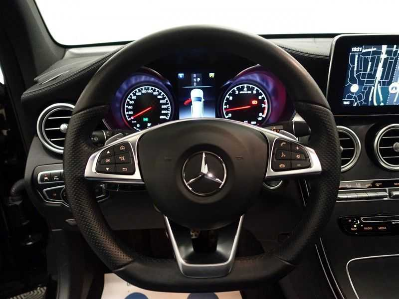 Mercedes-Benz GLC 43 AMG 4MATIC 368pk Night Edition 9G- Pano, leer, Burmester, Full afbeelding 17