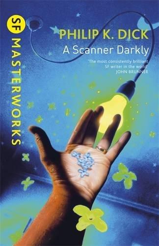 Scanner darkly cover