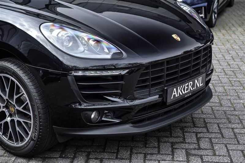 Porsche Macan 2.0 PANO.DAK+BOSE+PASM+20INCH+BIXENON afbeelding 9