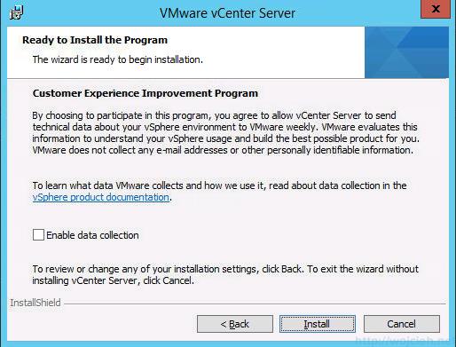 vCenter 5.5 on Windows Server 2012 R2 with SQL Server 2014 – Part 3 - 48