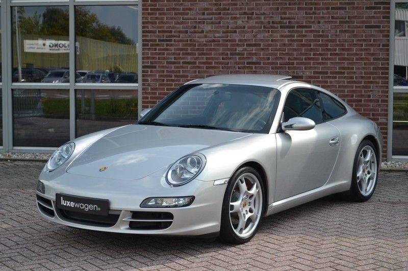 Porsche 911 Coupé 3.8 Carrera S 997 - dealer o/h - unieke kms afbeelding 23