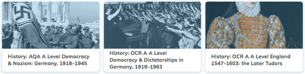 History Revision A Level OCR Course