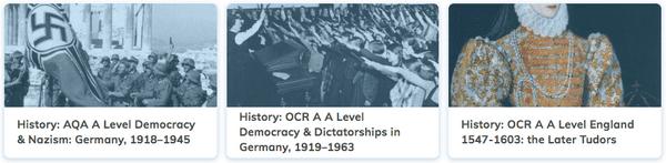AQA History A Level