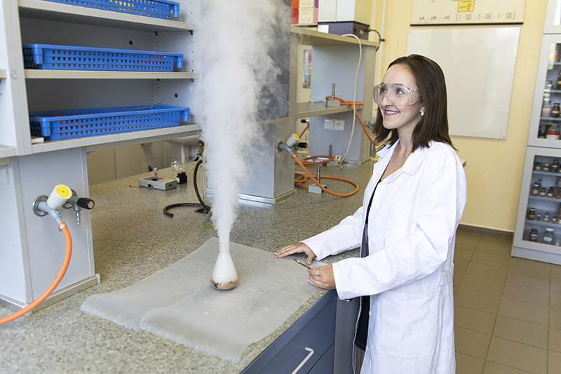 Chemie aneb naše pokusy