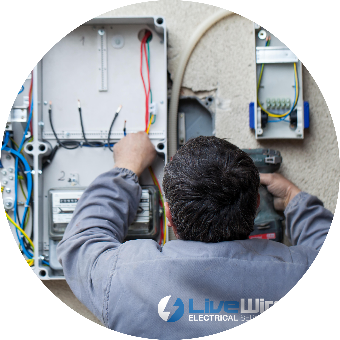LiveWire Electrical Hero Image