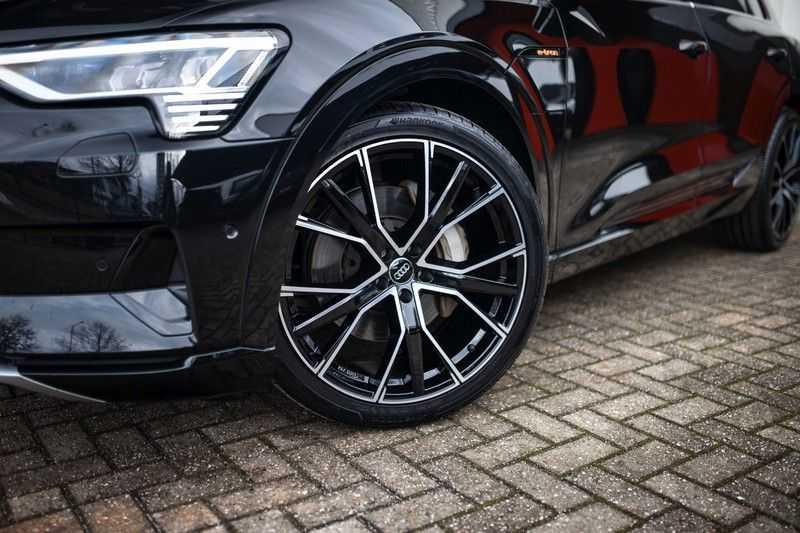 "Audi e-tron 55 Quattro *4% Bijtelling / Hulppakket Stad & Tour / 22"" / Topview* afbeelding 17"