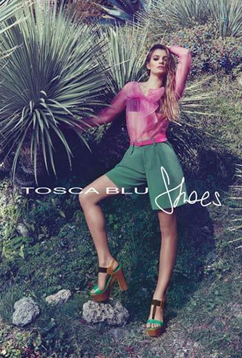 Elisabetta Cavatorta Stylist - Tosca Blu