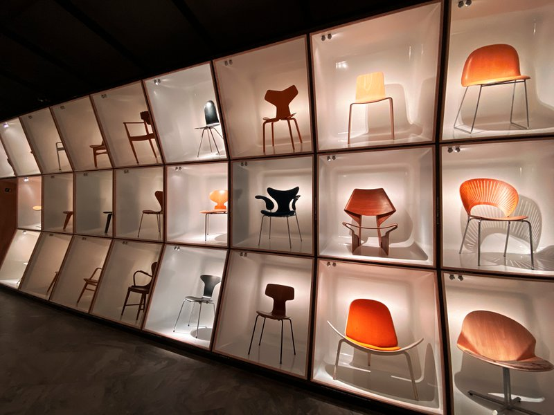 The Danish Chair, Design Museum