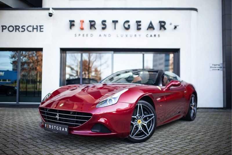 """Ferrari California 3.9 T HELE *Rosso California / Regelb. Sportuitlaat / 20"""" / 2-Tone* afbeelding 1"""