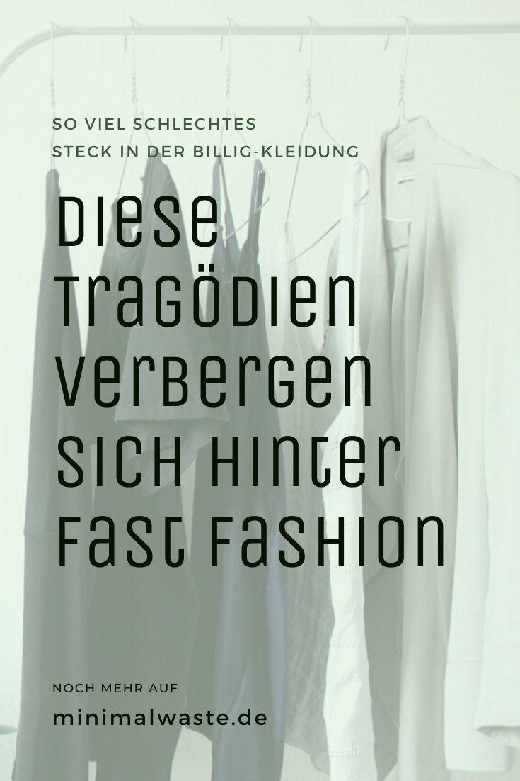 Pinterest Cover zu 'Die Tragödien hinter Fast Fashion'