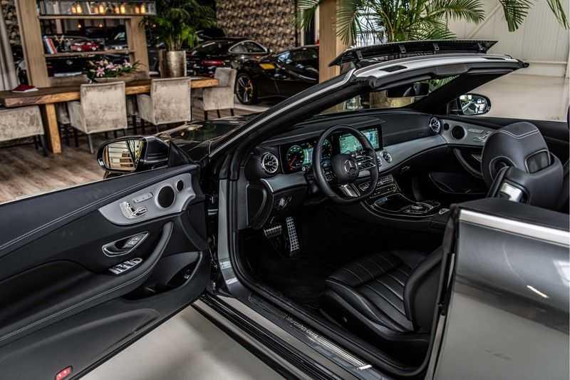 Mercedes-Benz E-Klasse Cabrio 300 AMG   Nieuw Model!   Head-up Display   Memory   Drivers Package   afbeelding 15