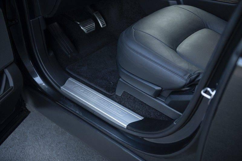 "Land Rover Range Rover 5.0 V8 SC VOGUE Black Pack Elek. Trekhaak, Head-up, 22"", Stoelverkoeling, afbeelding 16"