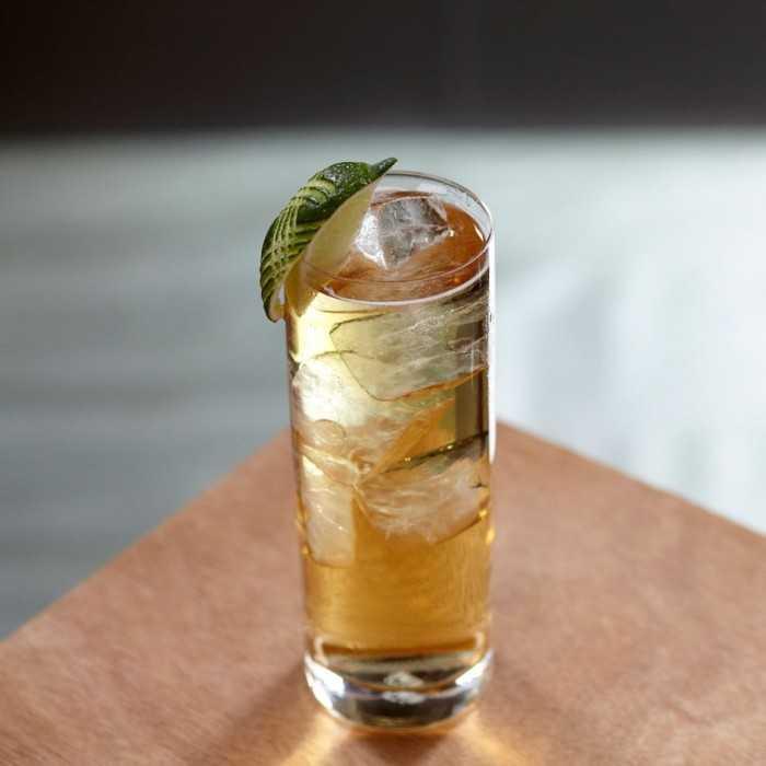 Cream Soda Cocktail