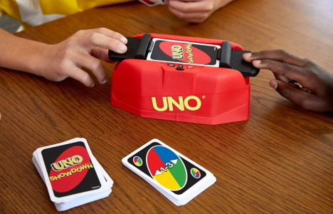 Uno Showdown Gameplay