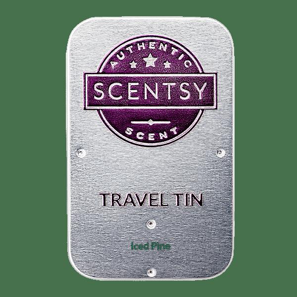Iced Pine Travel Tin