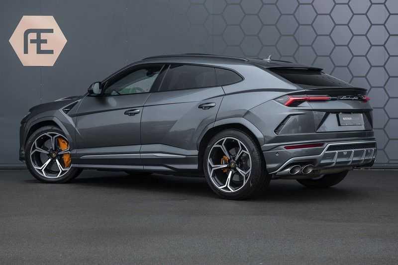 Lamborghini Urus 4.0 V8 Full Adas Package, Annima, Panorama, B&O 3D, ACC, Keramische Remmen, Seat Pack: Massage, Koeling, Verwarming, Stuurwielverwarming, Nachtzicht ass, Head-up, Homelink, afbeelding 8
