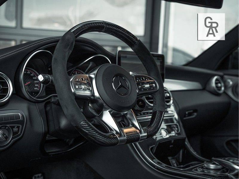Mercedes-Benz C-Klasse C63 S AMG-klasse 63 AMG S afbeelding 12