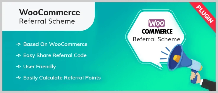 WooCommerce Referral Scheme