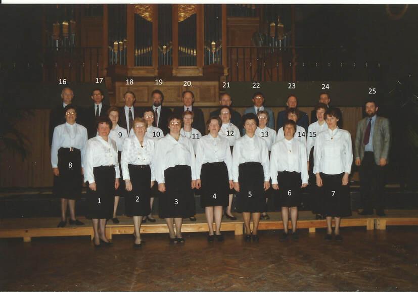 Provinciaal Koorzangtoernooi 1992