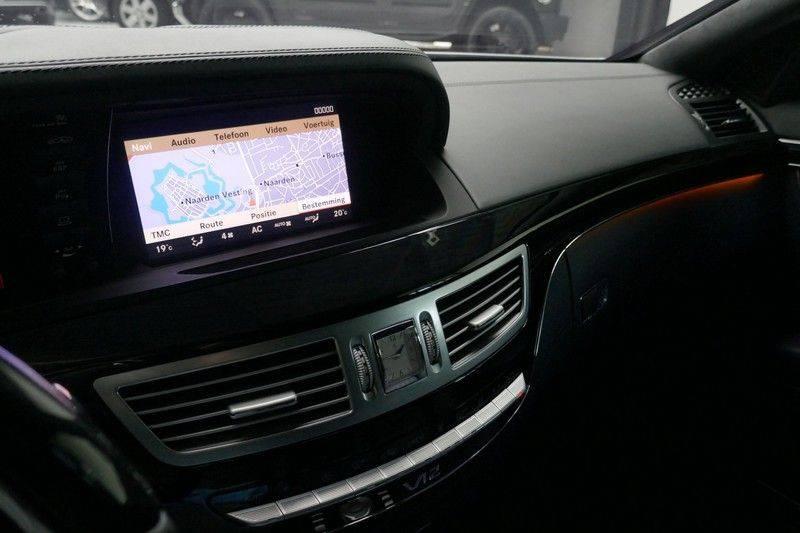 Mercedes-Benz S-Klasse 600 GUARD VR7 Pantser afbeelding 18