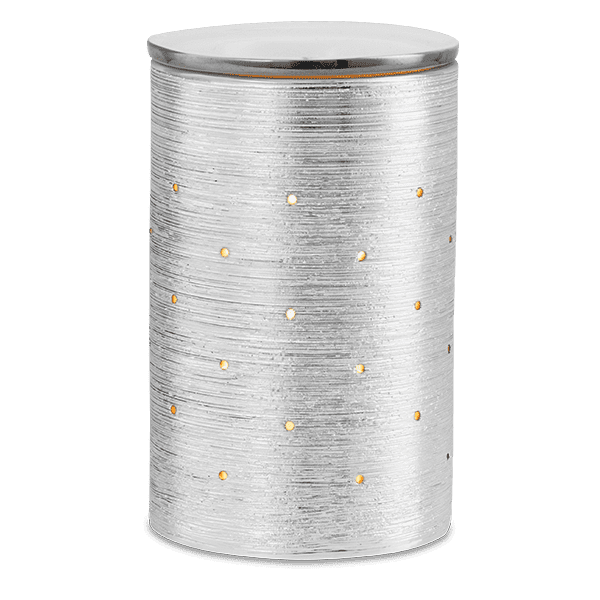 Etched Core Warmer - Silver