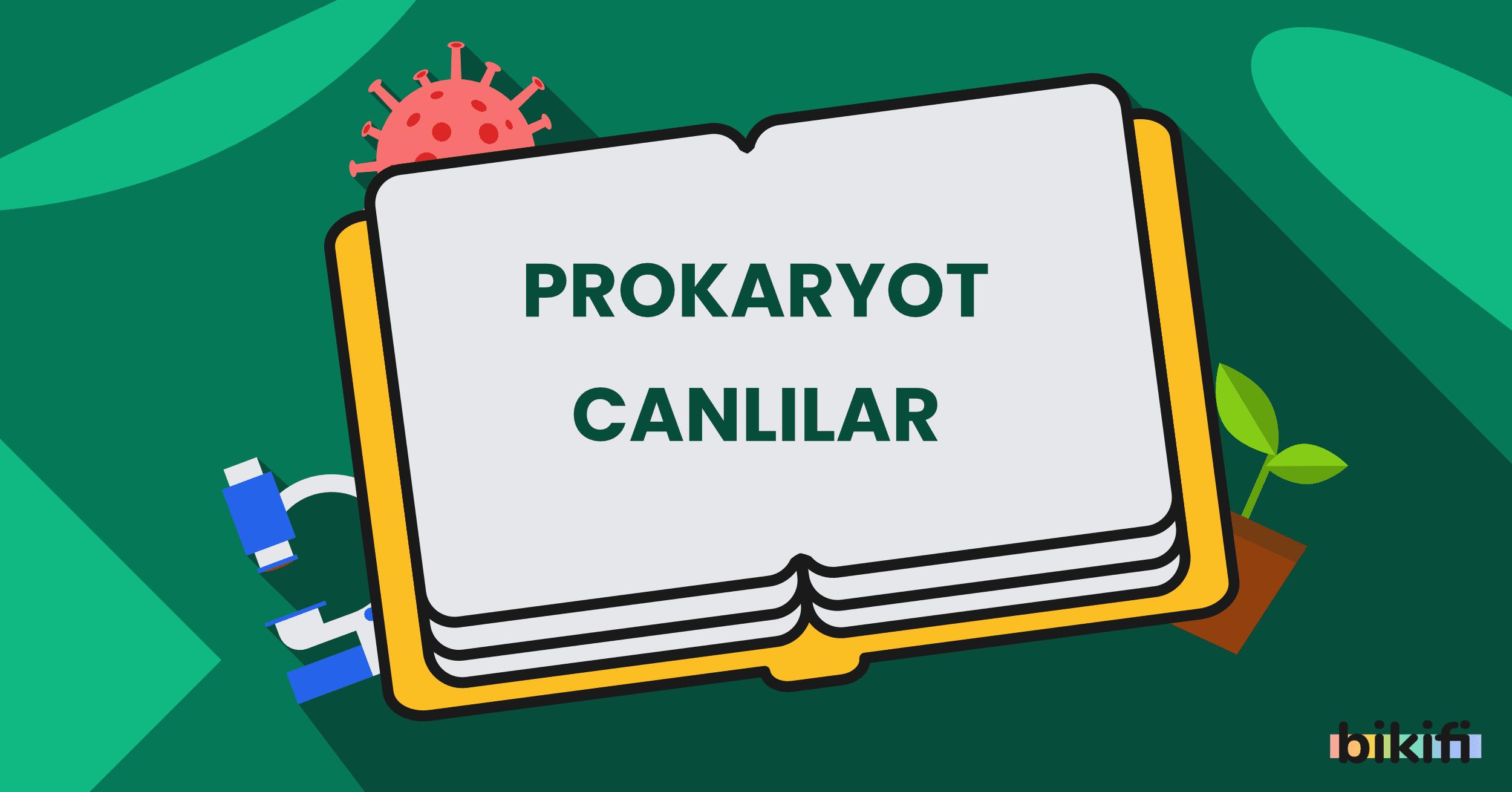 Prokaryot Canlılar
