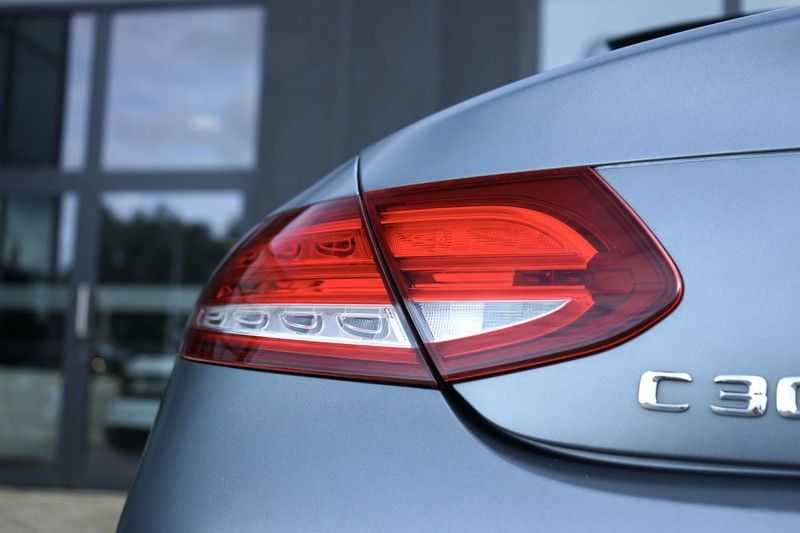 Mercedes-Benz C-Klasse Coupé 300 Prestige afbeelding 12