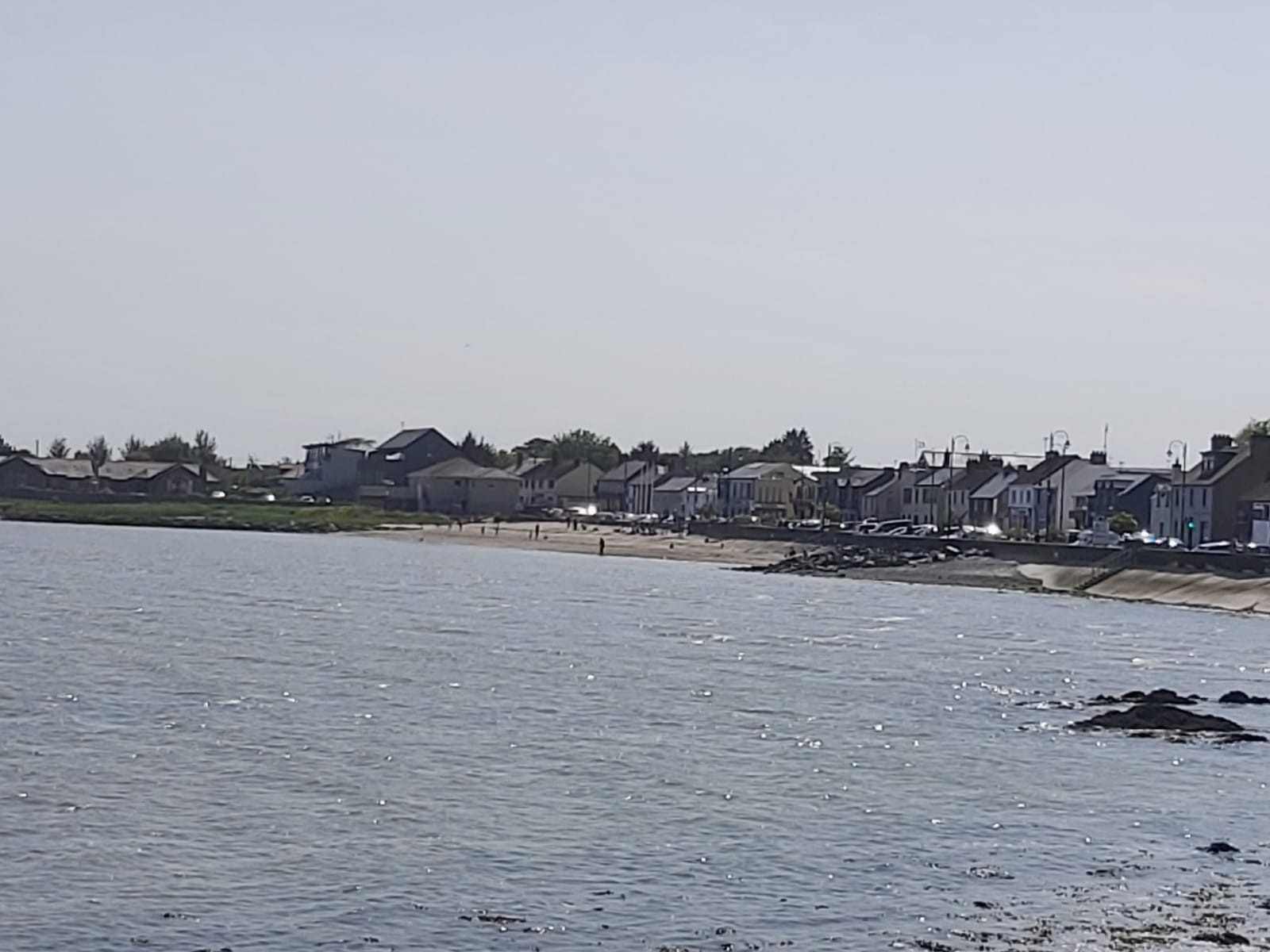 Blackrock Beach and Village