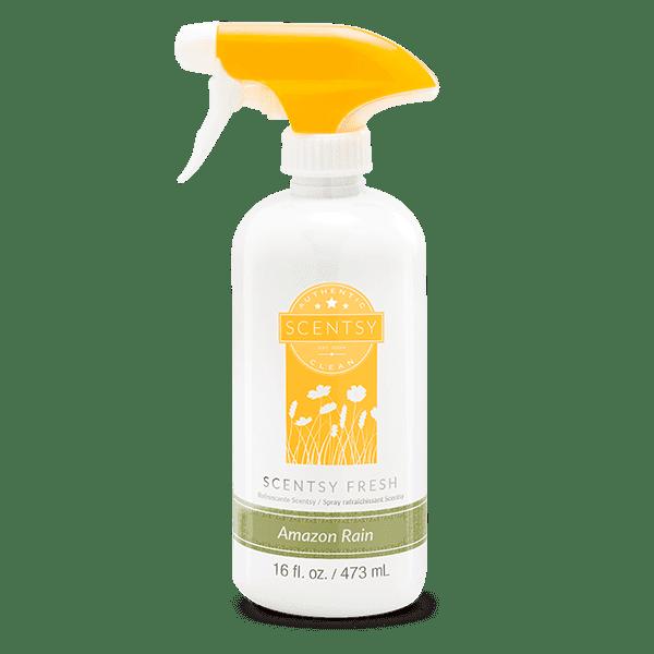 Amazon Rain Scentsy Fresh Fabric Spray