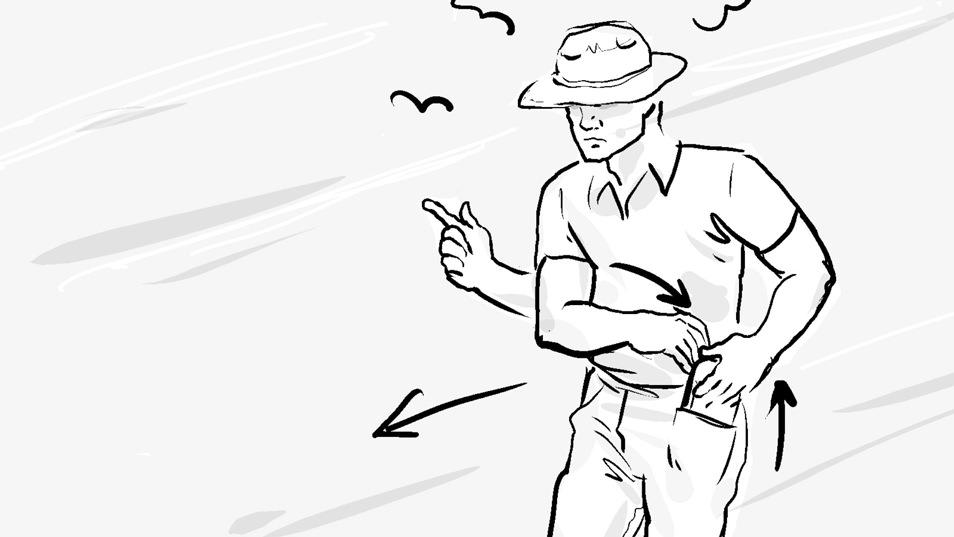 Toyota ECB Sponsorship Fielder Navigation System storyboard 03