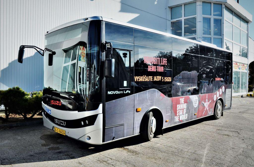 turancar bus show 2020 6