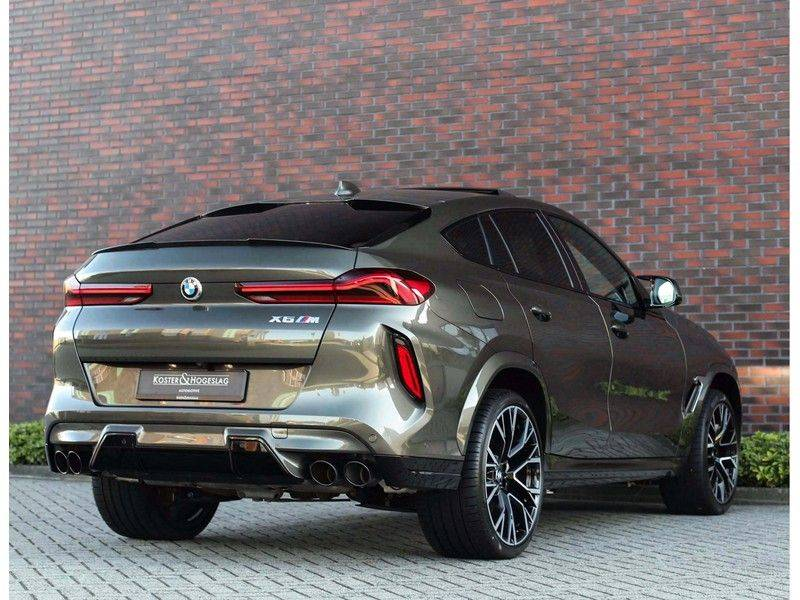 BMW X6 M *Carbon*Pano*HUD*B&W*FULL OPTION* afbeelding 11