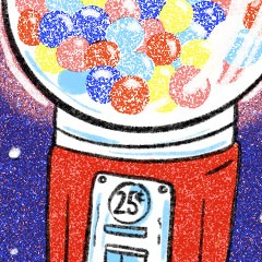 featured image thumbnail for post The Soul-Eating Gumball Machine Level
