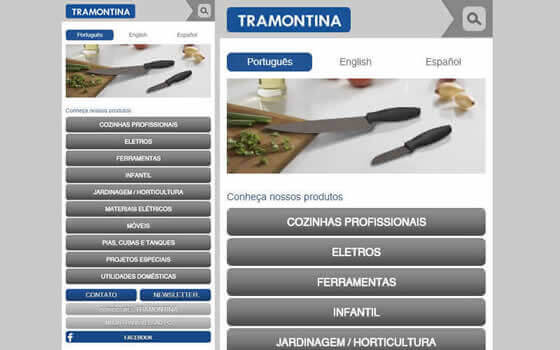 Tramontina Mobile