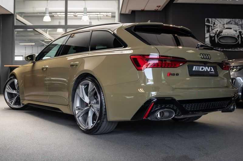 Audi RS6 Avant Exclusive Keramisch Akrapovic B&O High End RS 6 TFSI quattro afbeelding 3