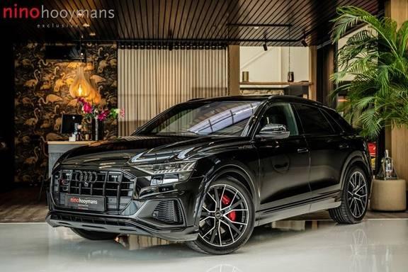 Audi SQ8 4.0 TFSI quattro | Bang & Olufsen | HUD | Leder valcona met ruit | Stoel massage | Alcantara | Nachtzicht | PANO |