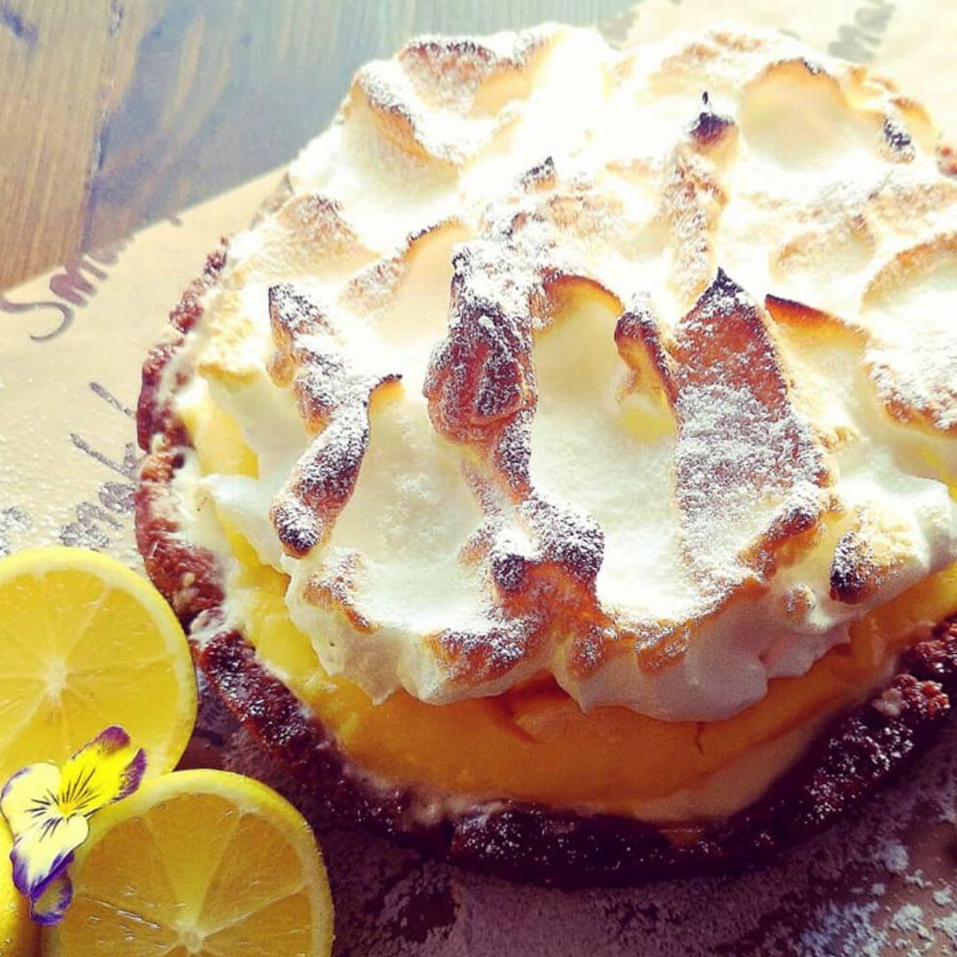 Lemon meringue by Smak Leeds