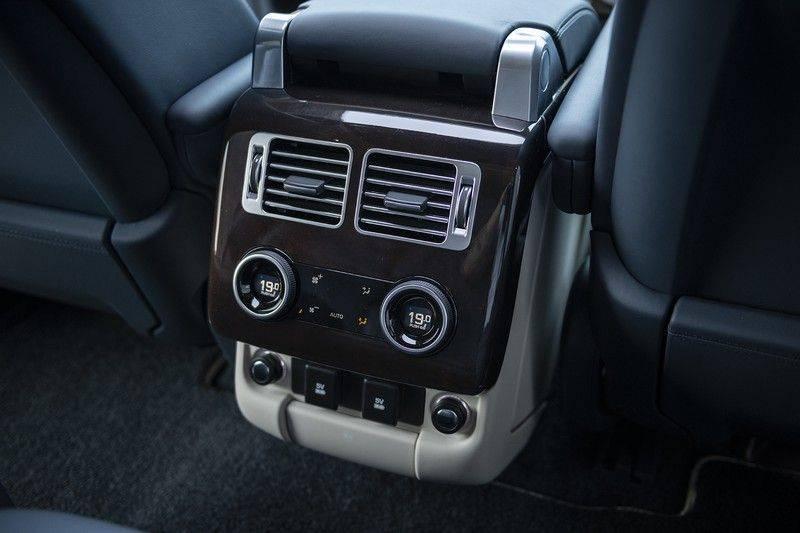 Land Rover Range Rover 5.0 V8 SC Autobiography Portofino Blue + Verwarmde, Gekoelde voorstoelen met Massage Functie + Adaptive Cruise Control + Head Up afbeelding 11