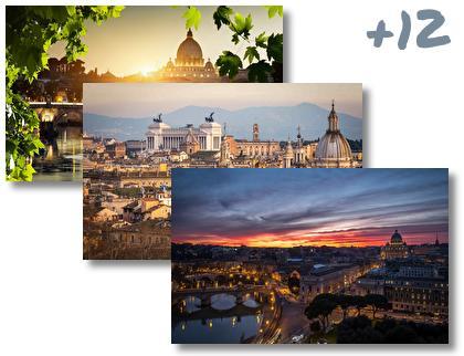 Rome theme pack