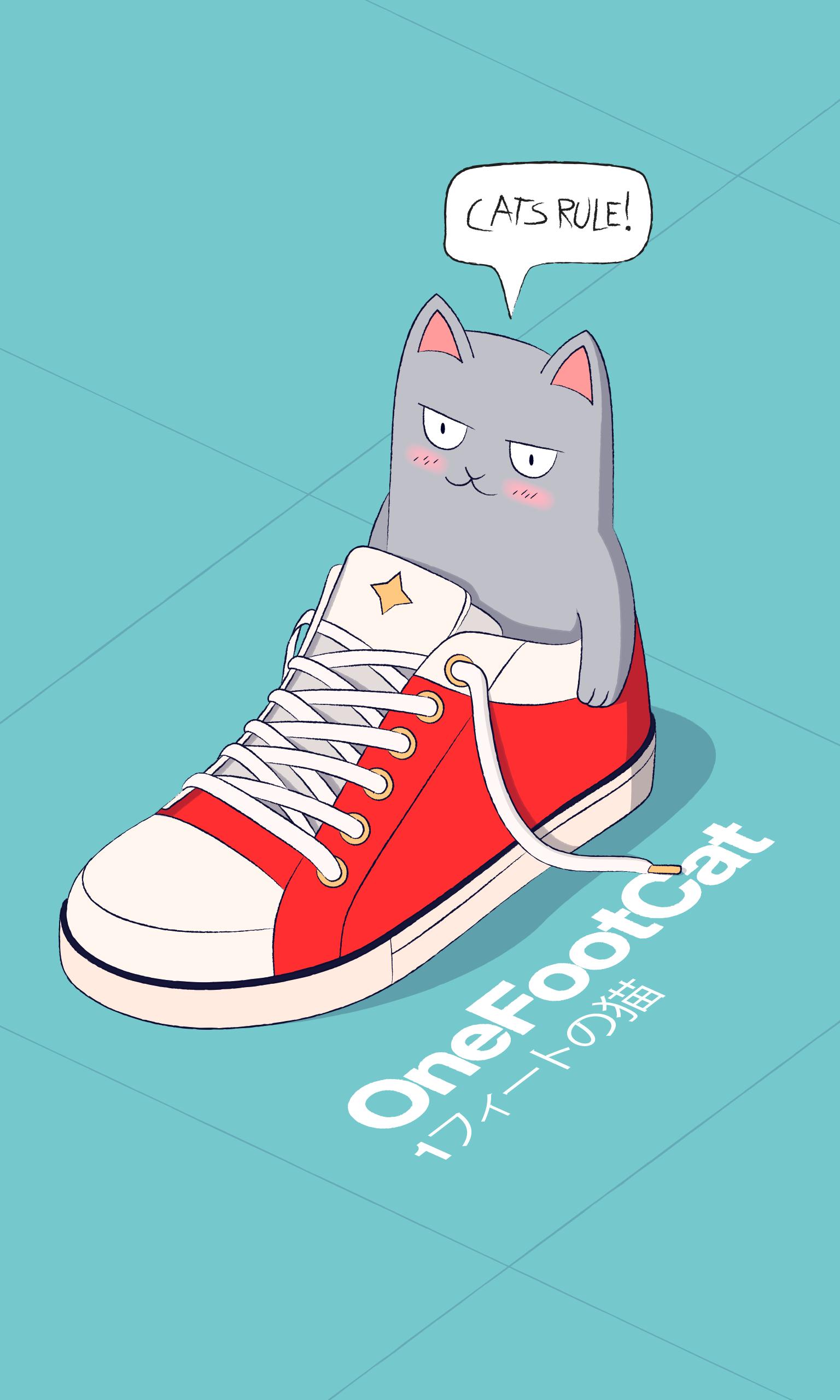 OneFootCat 2